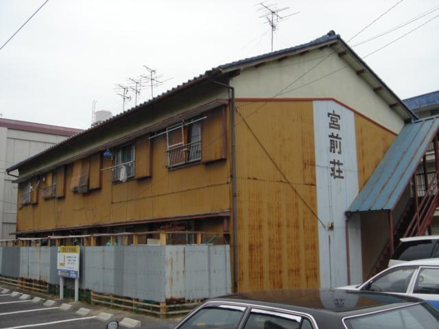 宮前荘 3号室