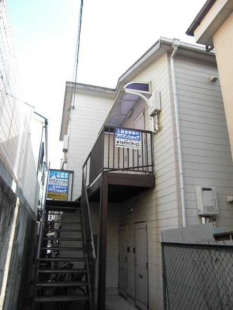 ハイムヤマモト 101号室 外観