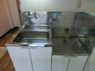 第5荒井マンション キッチン