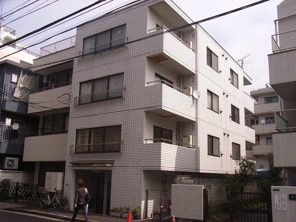 ハイツ山田 201号室 外観