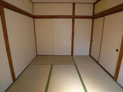 北戸荘 201号室 外観