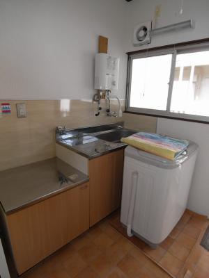 北戸荘 キッチン
