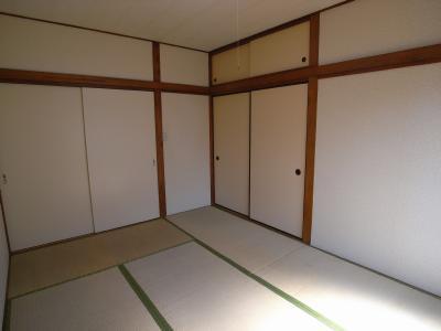 北戸荘 ベッドルーム