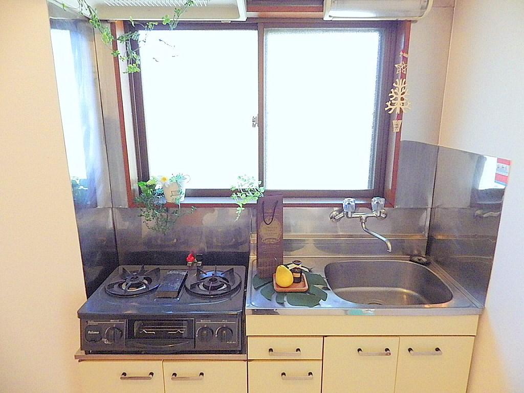 シティハイムA' キッチン