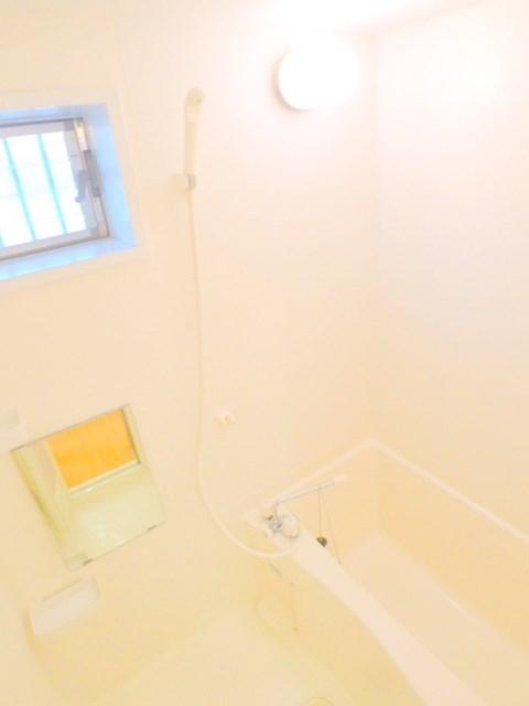 ビームⅡ 風呂画像