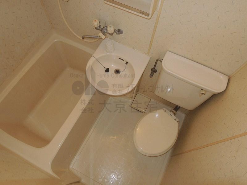 カトルセゾン  風呂画像