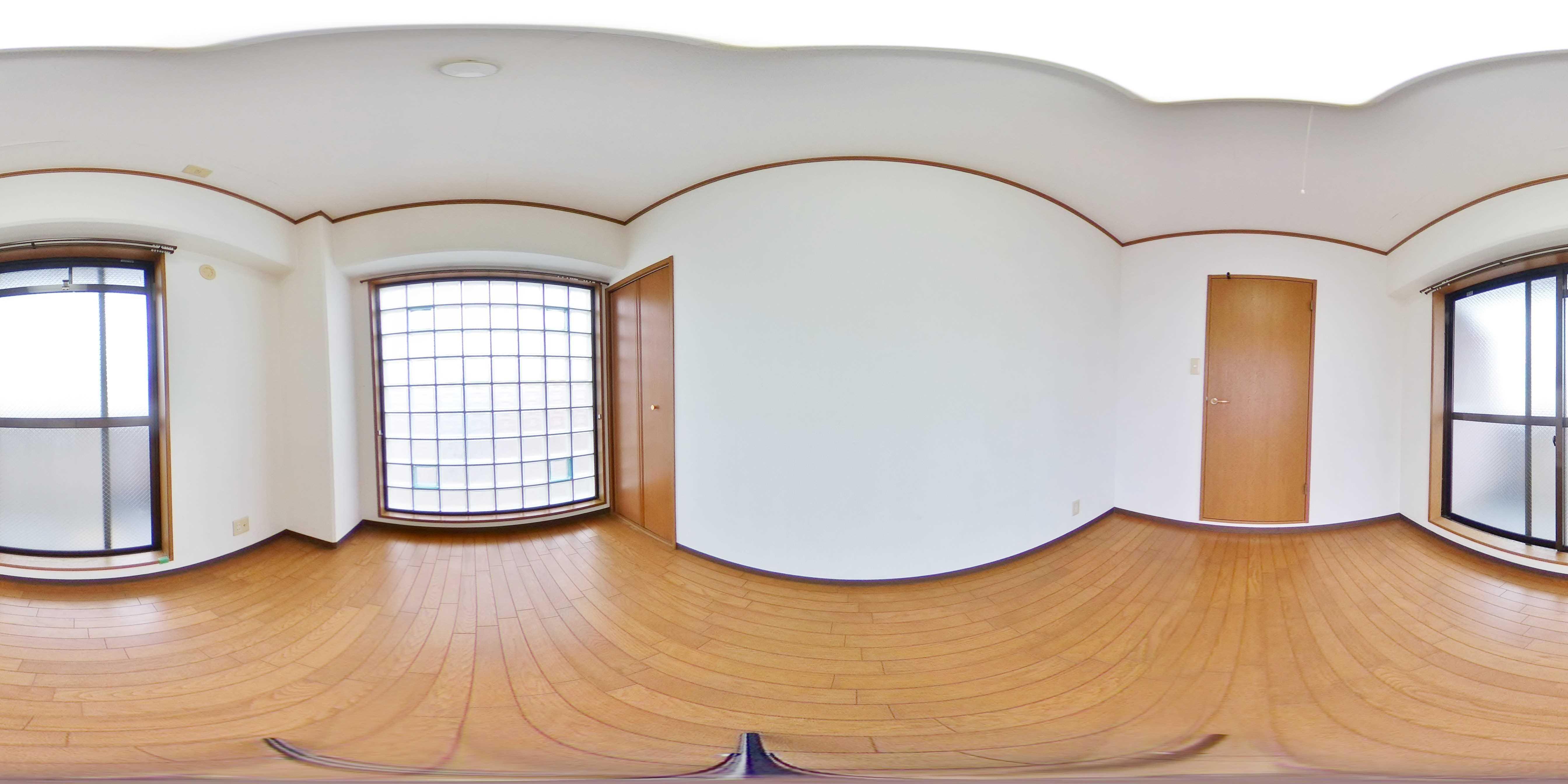 コォンパ-ニュ・マルミ ベッドルーム
