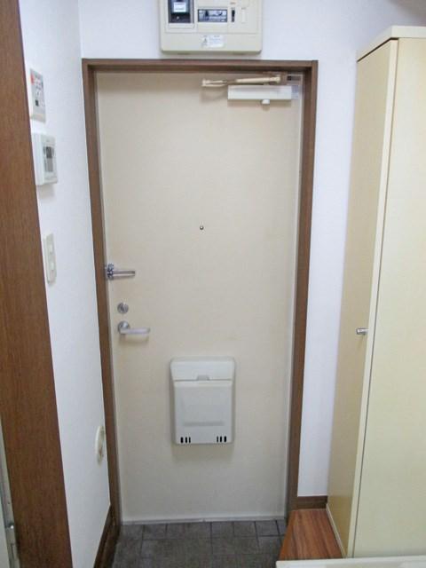 サットンプレイスY2 玄関