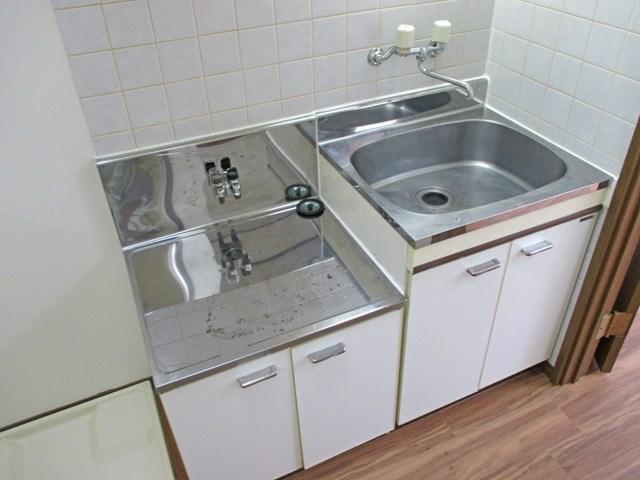 サットンプレイスY2 キッチン