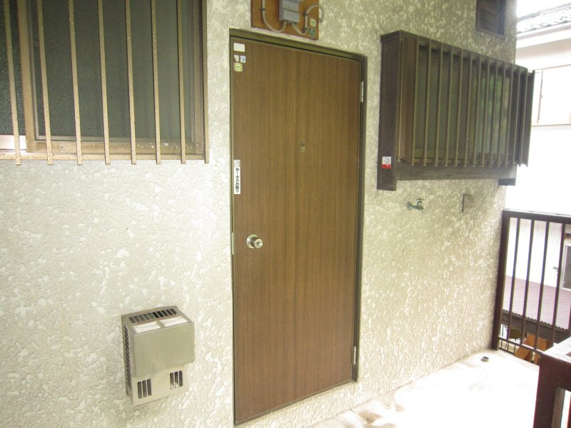 第2矢沢荘 玄関