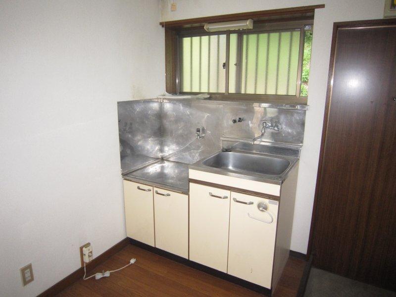 第2矢沢荘 キッチン