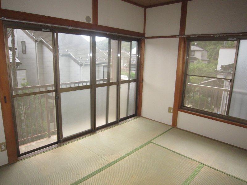 第2矢沢荘 ベッドルーム
