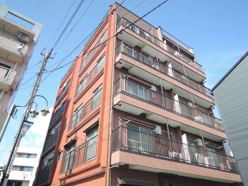 第1広田マンション 501号室 外観