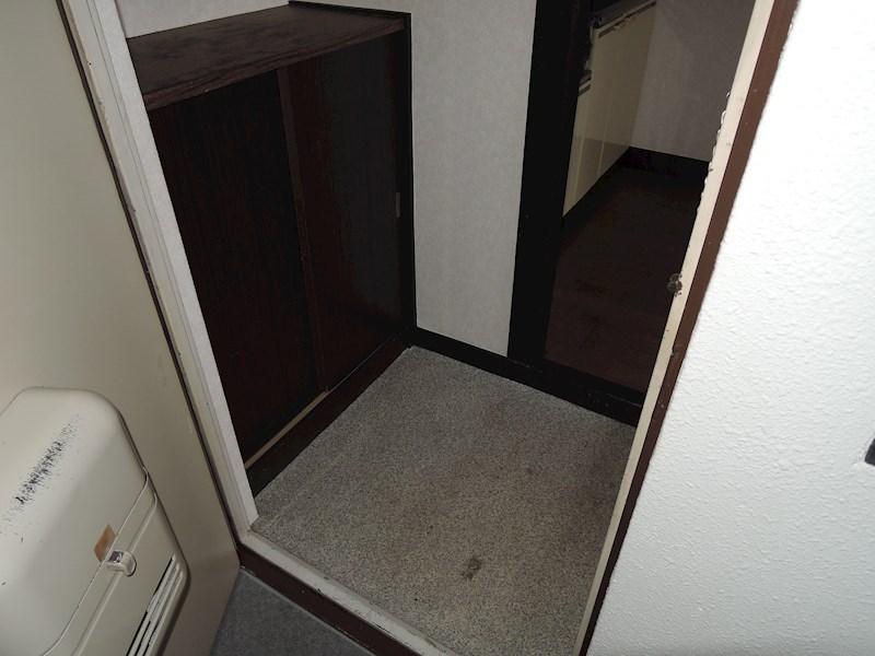 第1広田マンション 玄関