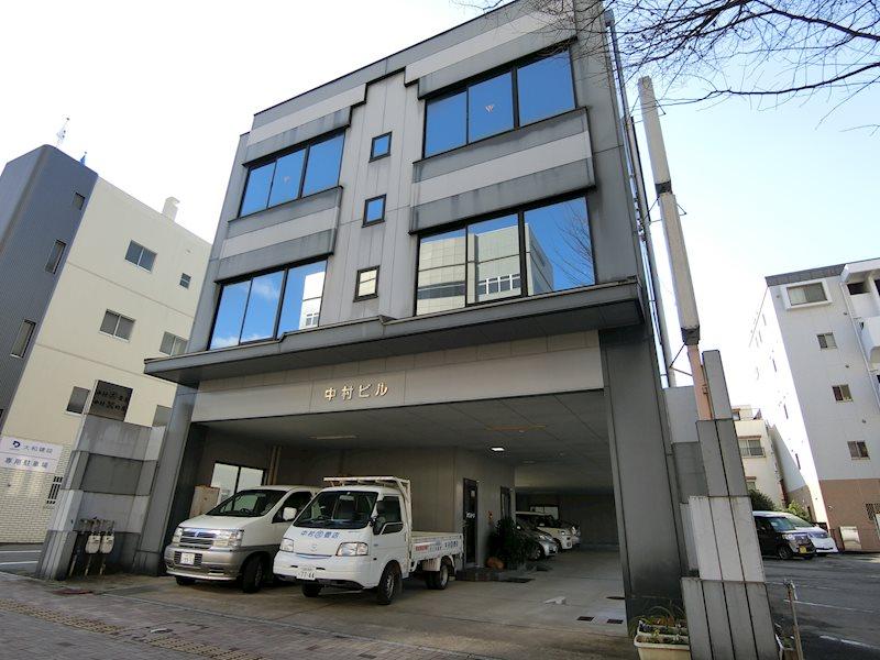 中村ビル B号室 外観