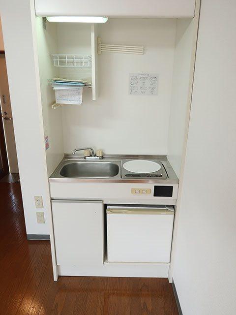 シティハイム松ノ木 キッチン