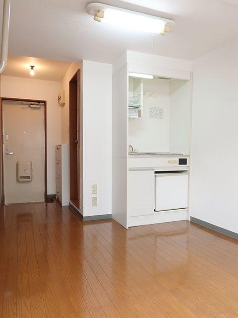 シティハイム松ノ木 ベッドルーム