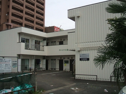 グリーンハイム鶴川 210号室 外観