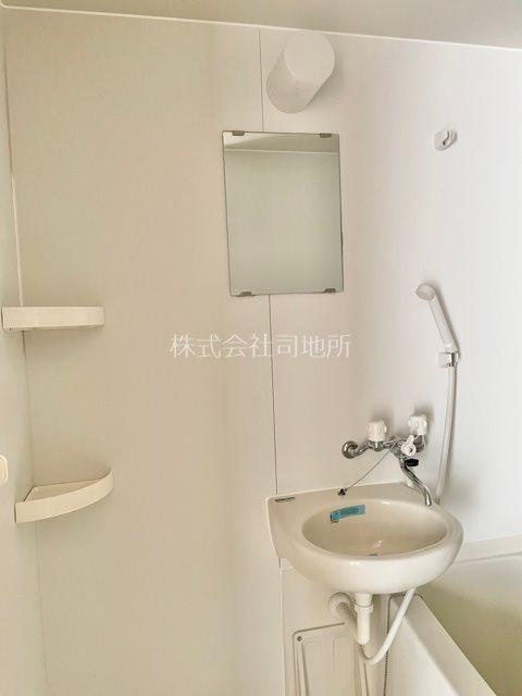 尾高コーポⅡ 風呂画像
