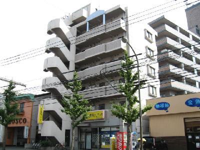 ラグゼ井堀 603号室 外観