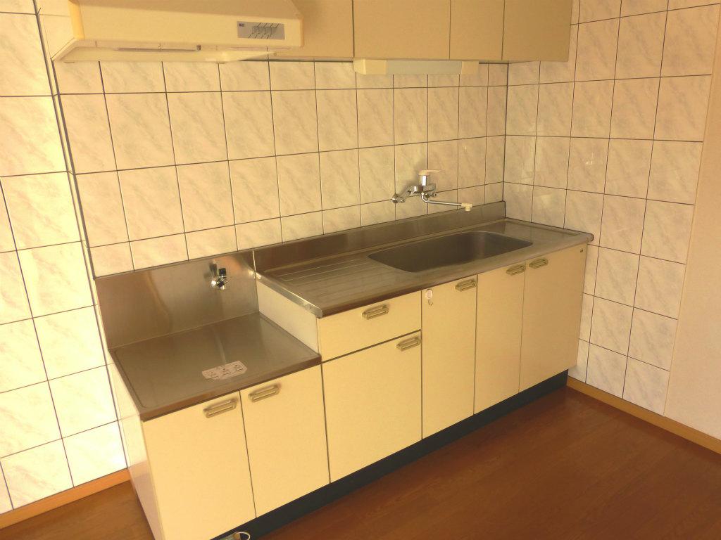 サンハイツkameya キッチン