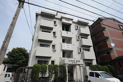 ハイコーポ依田3号館 102号室 外観