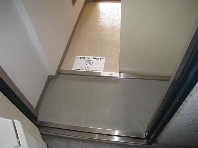エクセルコート 玄関