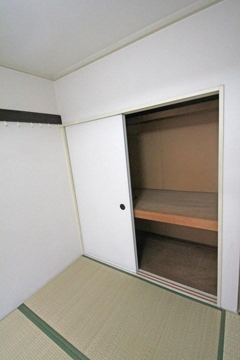 フラット新高円寺 ベッドルーム