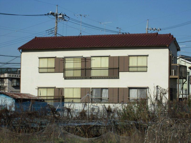 原島ハイツA 103号室 外観