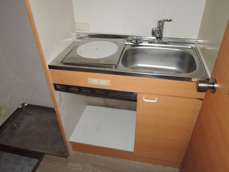 菅ハイツ(菅2丁目) キッチン