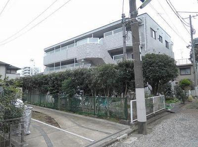 世田谷区新町2丁目楽器可(ピアノ・弦楽器)マンション 外観