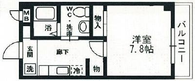 川崎市麻生区はるひ野2丁目楽器可(グランドピアノ・弦・管楽器・声)マンション 間取り