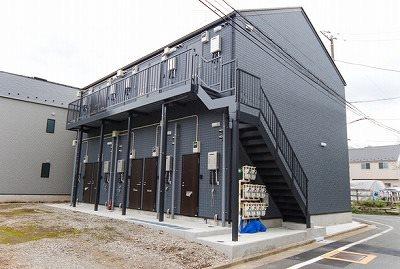 豊島区長崎6丁目楽器可(防音・ピアノ・弦・管楽器・声楽)アパート 外観