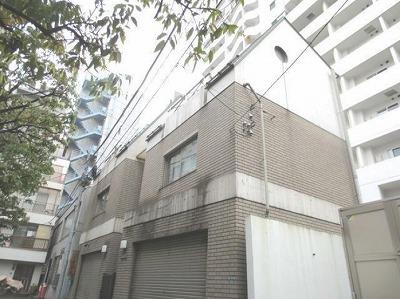 港区赤坂7丁目楽器可(ピアノ・弦管打楽器・声楽)メゾネットマンション 外観
