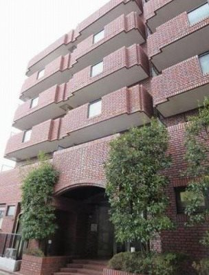 練馬区東大泉3丁目楽器可(グランドピアノ・弦・木管楽器・声楽)マンション 外観