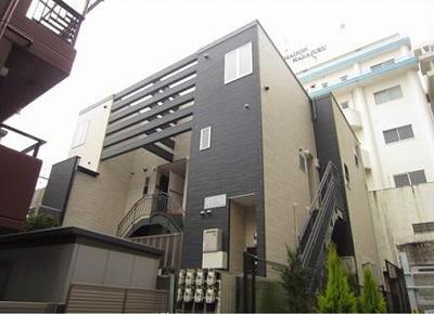 渋谷区千駄ヶ谷3丁目楽器可(ピアノ・弦管楽器・声楽・DTM)マンション 外観