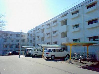 横浜市青葉区藤が丘2丁目楽器可(アップライトピアノ)マンション 外観