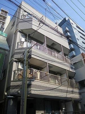 渋谷区円山町楽器可(ピアノ・弦管打楽器・声楽)マンション 外観