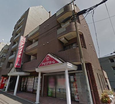 川崎市多摩区西生田2丁目楽器可(ピアノ・弦管楽器・声楽・DTM)マンション 外観