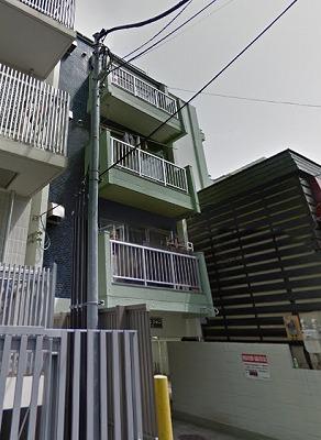 渋谷区東1丁目楽器可(防音・ピアノ・弦管楽器・声楽・DTM)マンション 外観