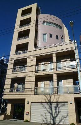 渋谷区本町6丁目楽器可(防音・ピアノ・弦管楽器・声楽・DTM)マンション 外観