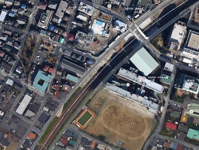 立川市富士見町5丁目楽器可(防音・ピアノ・弦管楽器・声楽・DTM)メゾネット住宅 外観