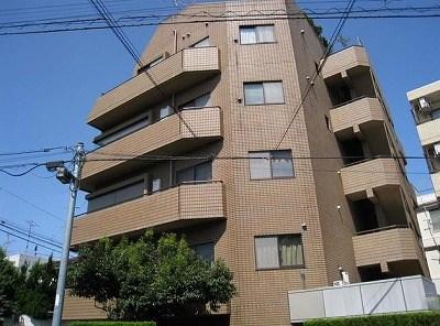 世田谷区桜3丁目楽器可(防音・グランドピアノ・弦・管・打楽器・声楽)マンション 外観