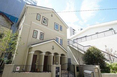 北区田端新町2丁目楽器可(防音・弦・管楽器・声楽)アパート 外観
