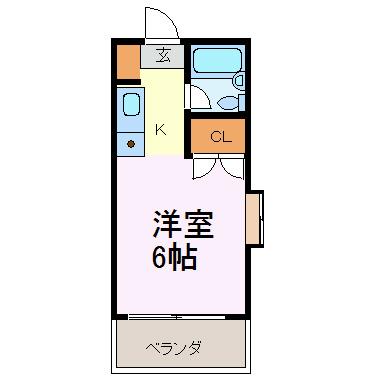 メゾン・ド・ピエール 間取り図