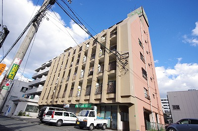 山内グリーンパレス三萩野  501号室 外観