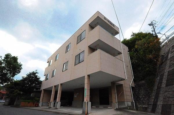 コーポ浅倉Ⅱ 301号室 外観