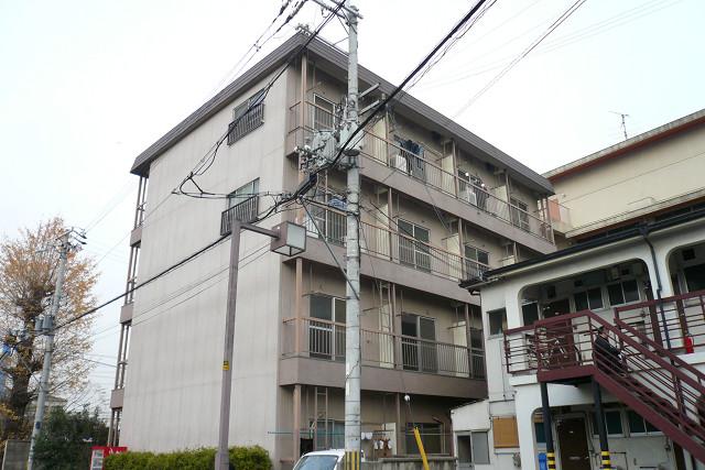 栄ハイツ 303号室 外観