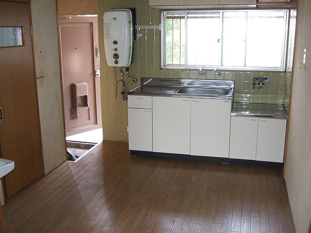 栄ハイツ キッチン