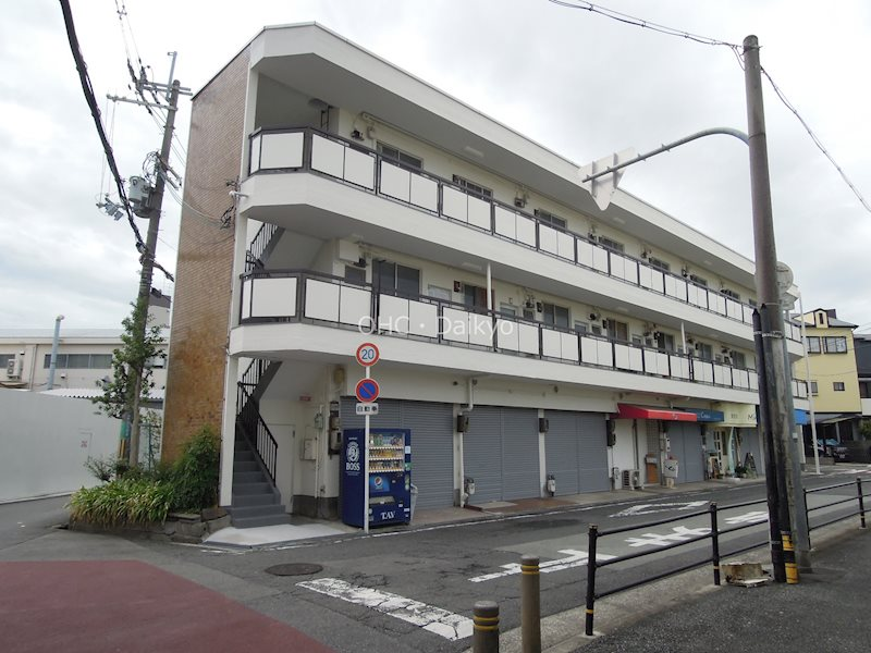 栄マンション 外観写真